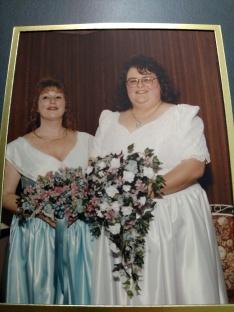 Brenda and Trisha ,<3